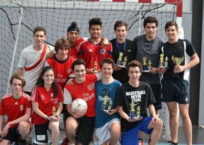 GEC World Cup Futsal Champions