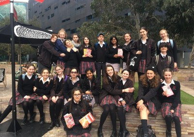 Book Club at the Melbourne Writers' Festival