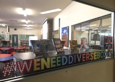 Cultural Diversity Week in the library