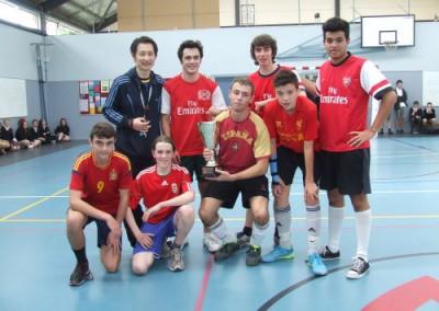 GEC Futsal Champions