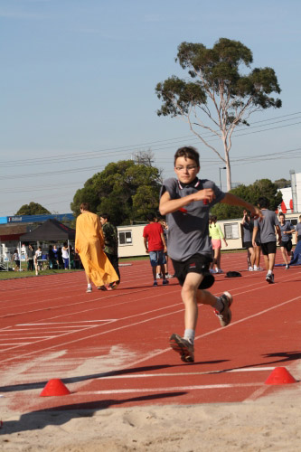 House Athletics Carnival