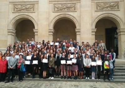 Concours des Dix Mots in Paris