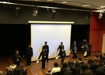 Ogaki School Visit