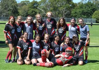 Intermediate Softball Team